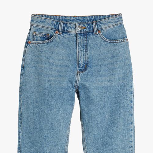 Штукування джинсів